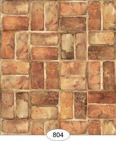 Light Brick Wallpaper-0804