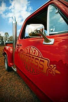 Dodge Li'l Red Express Truck 1978 - By Gordon Dean II