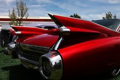'59 Cadillac fins - classic I very much would like one of these if anyone wants to surprise me.