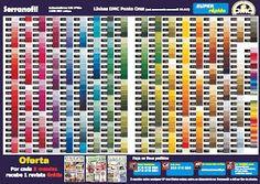 tabela de cores dmc - Yahoo Image Search Results