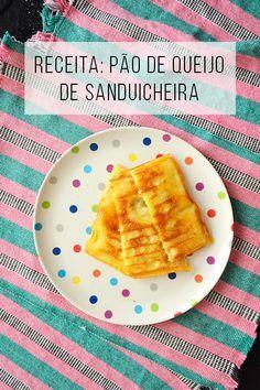 Pão de queijo na misteira / sanduicheira ou frigideira: pronto em 4 minutos \o/! // Receitas de pratos salgados, rápidos e fáceis! :-) // palavras-chave: receita, passo a passo, tutorial, gastronomia, cozinha, receita, sanduíche, pão de queijo, frigideira, sanduicheira, grill, polvilho, lanche, lanche rápido