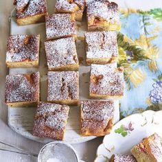 Deliciously Moist Rhubarb, Orange And Almond Cake