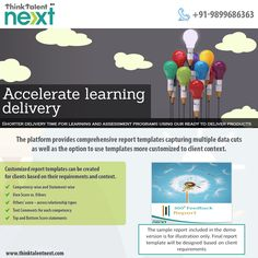 Think Talent Next gives online 360 Degree Assessment tool which is simple to use , secure and scalable process. Find out the tool at thinktalentnext.com.