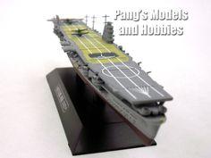 IJN Carrier Taiho Hiryu 1/1100 Scale Diecast Metal Model Ship by Eaglemoss