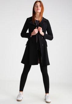 Miss Selfridge - Cappotto classico - black