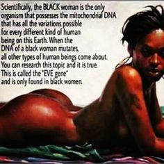 #BLACKWoman
