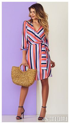 3597 best work dresses images in 2019 Best Work Dresses, Unique Prom Dresses, Cute Dresses, Casual Dresses, Fashion Dresses, Summer Outfits Women, Summer Dresses, Trendy Ankara Styles, Block Dress