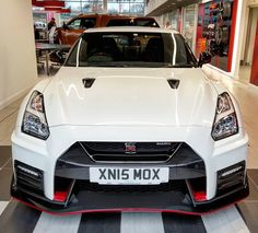 So we collected our Nismo GTR today! Skyline Gtr, Nissan Skyline, Nissan Gtr Nismo, Sport Cars, Bristol, Garage, Carport Garage, Garages, Car Garage