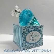 Combo 50 Souvenirs Perfumes !!! Con Caja Personalizada!!!