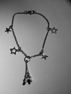 Falling Stars, Birthday Gifts For Girls, Shooting Stars, Stainless Steel Chain, Charmed, Detail, Unique, Bracelets, Silver