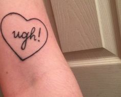 want but in all caps and not cursive
