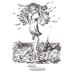#pixy #fairy #water #beauty #woman #sexy #maiden #wreck #death #deal #lure #trap #folklore #traditions #inktober #inktober2018 #challenge #challengeaccepted #mythology Folklore, Inktober, Mythology, Pixie, Death, Challenge, Fairy, Woman, Water