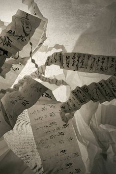 """For better or worse, """"Zen and the Art of."""" has become a popular phrase. But the relationship between Zen and art is neither as simple as this cliché implies. Overlays, Natsume Yuujinchou, Calligraphy Art, Still Life Photography, Chinese Art, Installation Art, Oeuvre D'art, Les Oeuvres, Paper Art"""