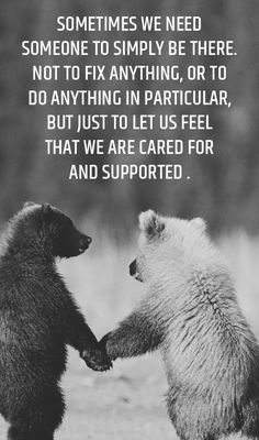 We cared for and supported. Tell your friends how much you loved them. Tap to see more inspiring friendship quotes. - @mobile9