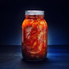Third go at making #vegan #kimchi and this one is looking great  !!! It'll be ready to eat at the beginning of September this year. How to make it video coming soon.
