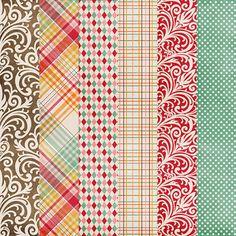 Free Little Sweethearts Paper Pack | Harper Finch