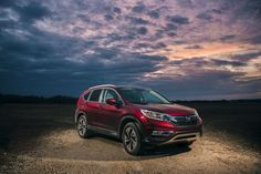 Make the most of your vacation days by driving your Honda CR-V from dusk 'til dawn. No matter what kind of adventure you're craving, the CR-V will accompany you.