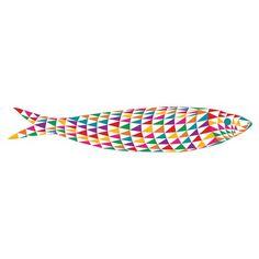 A sardinha vai à festa - Sardines Competition Festas de Lisboa '14 Creative Illustration, Illustration Art, Dead Fish, Beyond Beauty, Fish Swimming, Fish Design, Big Fish, Fish Art, Menu Design
