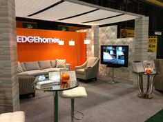 Egde Homes Expo Booth