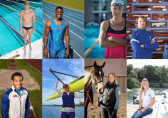 Learn about Bermuda's elite nine who hope to go for the gold in Brazil this summer.