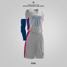 Nike x Hip-Hop Artists - Rebrand for 15 NBA Teams on Behance Best Nba Jerseys, Custom Basketball Uniforms, Detroit Vs Everybody, Clothing Photography, Detroit Pistons, Hip Hop Artists, Eminem, Behance, Center Ideas