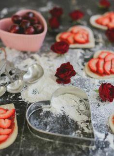 Valentine's Day Rhubarb Pies   Rue