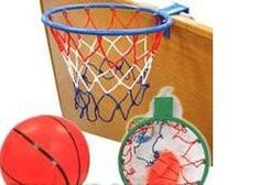 Campers will love shooting hoops with their cabinmates. This basketball net is perfect for camp; Includes basketball net and ball Camp Care Packages, 3 Balls, Outdoor Games, Basketball, Outside Games, Outdoor Toys, Netball