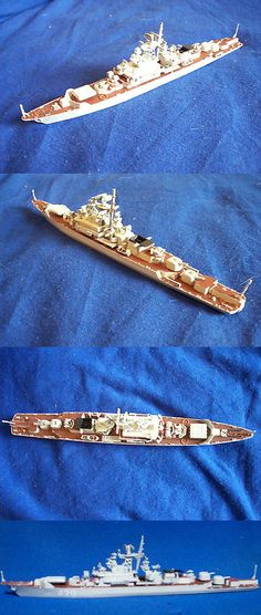 Vintage Manufacture 2650: 1:700 Russian Ussr Frigate Model Ship Kit Building Service Krivak, Moscow, Etc -> BUY IT NOW ONLY: $120 on eBay!
