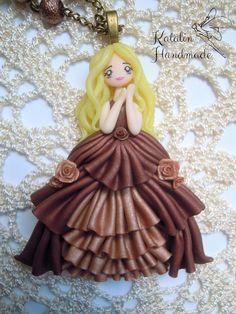 Polymer Clay Princess