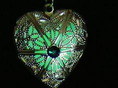 Irish Love Glow Locket