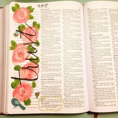 Rynn And Kate @rynnandkate #biblejournaling ...Instagram photo | Websta (Webstagram)