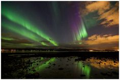 Aurora Borealis i Tromsø.