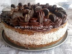 Cookbook Recipes, Baking Recipes, Dessert Recipes, Desserts, Oreo Cookies, No Bake Cake, Chocolate Cake, Tiramisu, Cheesecake