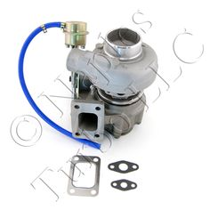 Aftermarket Turbocharger Turbo Replaces HX30W 3539638