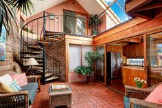 A lofty, passive solar home in Phinney Ridge - Curbed Seattle