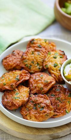 Thai Fish Cakes – best and easiest Thai fish cakes recipe or Tod Mun Pla that tastes just like Thai restaurants. So good | rasamalaysia.com