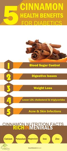 Cinnamon and Diabetes: How a spice can reduce blood sugar?