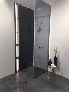 Best Fliesen Im SchwarzWeißLook Images On Pinterest Bathroom - Schwarz marmorierte fliesen
