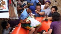 Tropical Storm Tembin leaves dozens dead in the Philippines