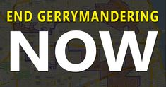 EPETITION: Pass the Redistricting Reform Act and set up independent commissions to draw fair maps and put the people in charge, not politicians! End Gerrymandering NOW! - Common Cause