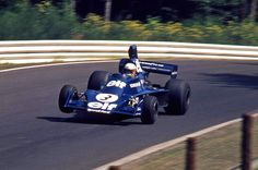 Jody Scheckter / Tyrrell 007 Ford-Cosworth - Nürburgring 1973
