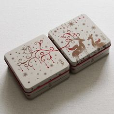 2009 Christmas Boxes for Kee Wah Bakery by Kok Kit Lo