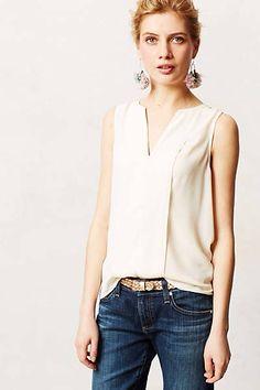Anthropologie slow blouse