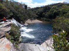 Cachoeira da Zilda - Carrancas/MG