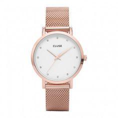 €99,95 bij Horloges.nl - Officieel dealer vanCLUSE horloges. Gratis verzending en snelle levering!