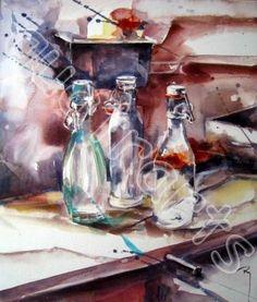 Effets de verre 1- 40x50cm- 210€-2014