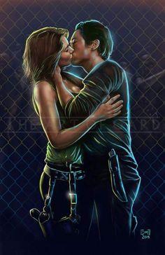 Maggie & Glenn...... !!!!