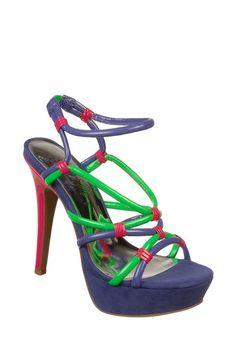 VBS Worship Rally shoes - NOT!!! - hahaha!!!  like a roller coaster