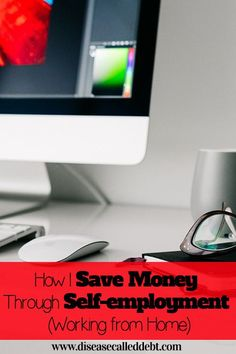 Even though self-employment presents a financial risk due to variable income, there are some good financial benefits to be aware of too! Personal Finance #personalfinance