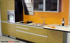 Now you can add your bit by using recyclable particle boards in your kitchen. #EWD will guide you throughout!!  Add these boards in your kitchen and give a finishing look to your kitchen.  VISIT : http://www.associatedecor.in/